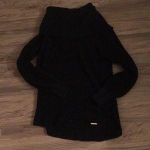 Michael Kors knit black sweater